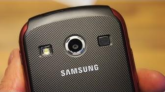 Samsung Galaxy Xcover 2 GT-S7710 Unboxing / Kurz- Test deutsch & HD