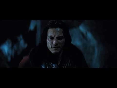 "Dracula Untold (2014) Scene: ""Let the games begin""/Vlad drinks."