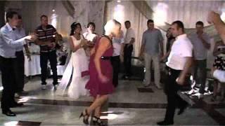 Танцы на свадьбе в ресторане Оскар в Осколе.