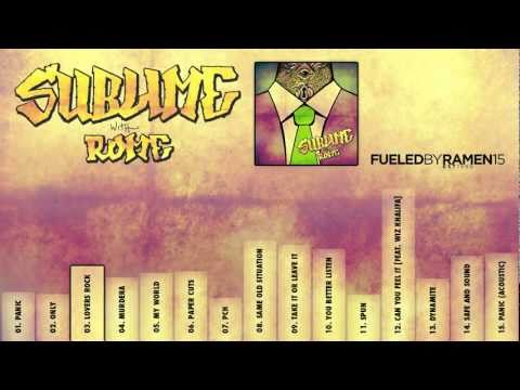 Sublime With Rome: Yours Truly Album Sampler