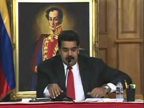 Diálogo Maduro-Oposición: Nuncio lee palabras del Papa / Unasur lee comunicado