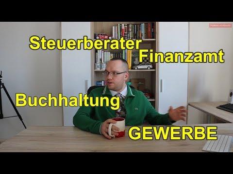 Гевербе, открытие бизнеса в Германии, расходы на Штоербератера
