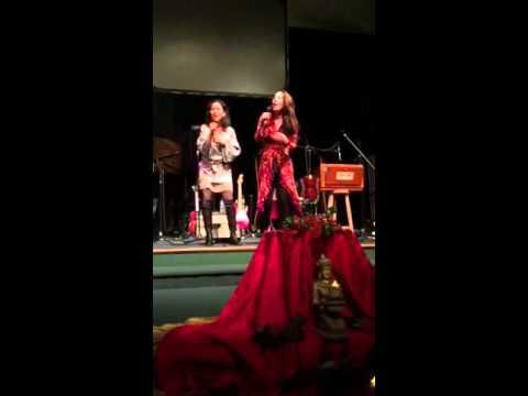 Sophia Mae Lin & Donna Delory marin 12/15