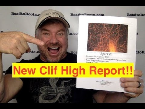 Clif High's New Report is HERE! (Bix Weir)