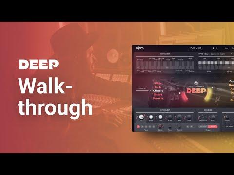 Walkthrough   Virtual Drummer DEEP