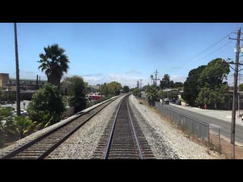 Caltrain HD 60fps: Gallery Car 4021 Cab Ride on Local Train 151 (San Jose - San Francisco)
