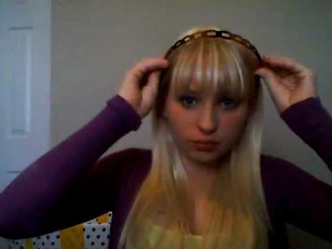 Quick weave on a white girl youtube pmusecretfo Image collections