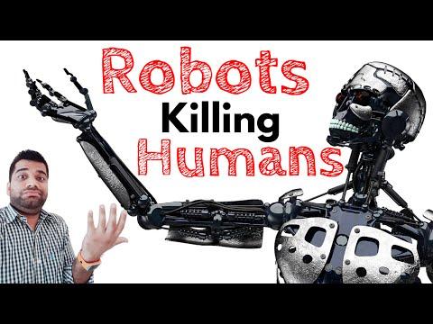 Artificial Intelligence | Killer Robots | Singularity?