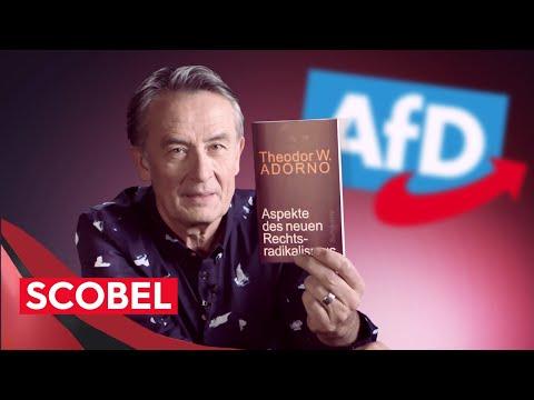 Adorno Und Die Rechte Propaganda – AfD Philosophisch Betrachtet | Gert Scobel