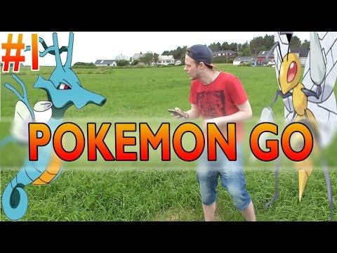Real life Pokemon!?   Norsk pokemon go