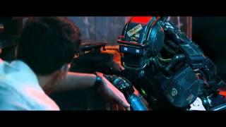 Робот по имени Чаппи (2015) - русский трейлер