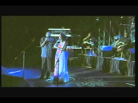 Caiphus Semenya & Letta Mbulu:  You're so True (Live in concert)