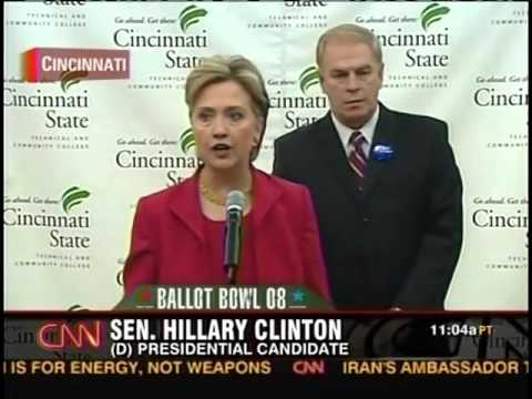 "Hillary Clinton on Universal Health Care in 2008: ""Since when do Democrats attack one another on Universal Healthcare?"" - Bernie 2016"