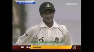 India vs Bangladesh 2nd Test 2007 Mirpur Highlights