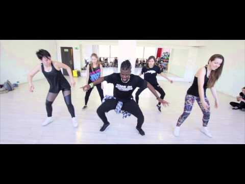 Afro Intensive with Blaakow Dancer | 2nd day | Moscow | Russia | March