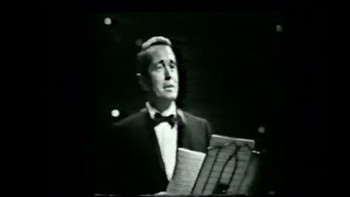 Watch Perry Como My Favorite Things remastered video