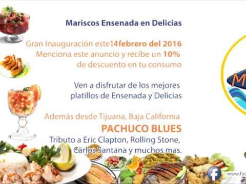Spot mariscos Ensenada en Delicias para Radio