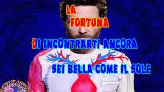 Jovanotti - Ragazzo Fortunato (karaoke- fair use)