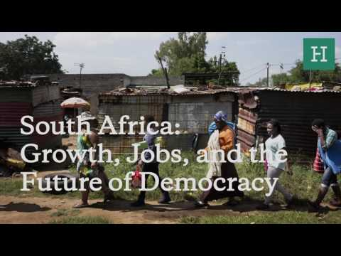South Africa: Growth, Jobs, and the Future of Democracy