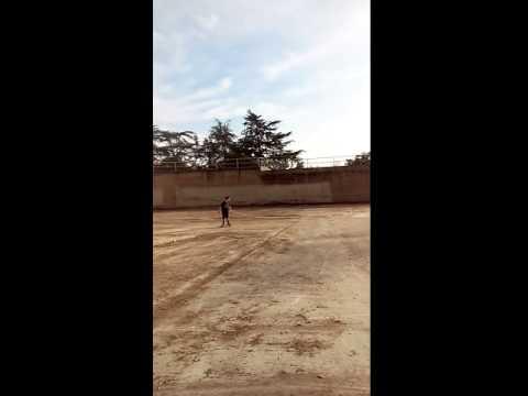 Billy Jean Skateboard Fail