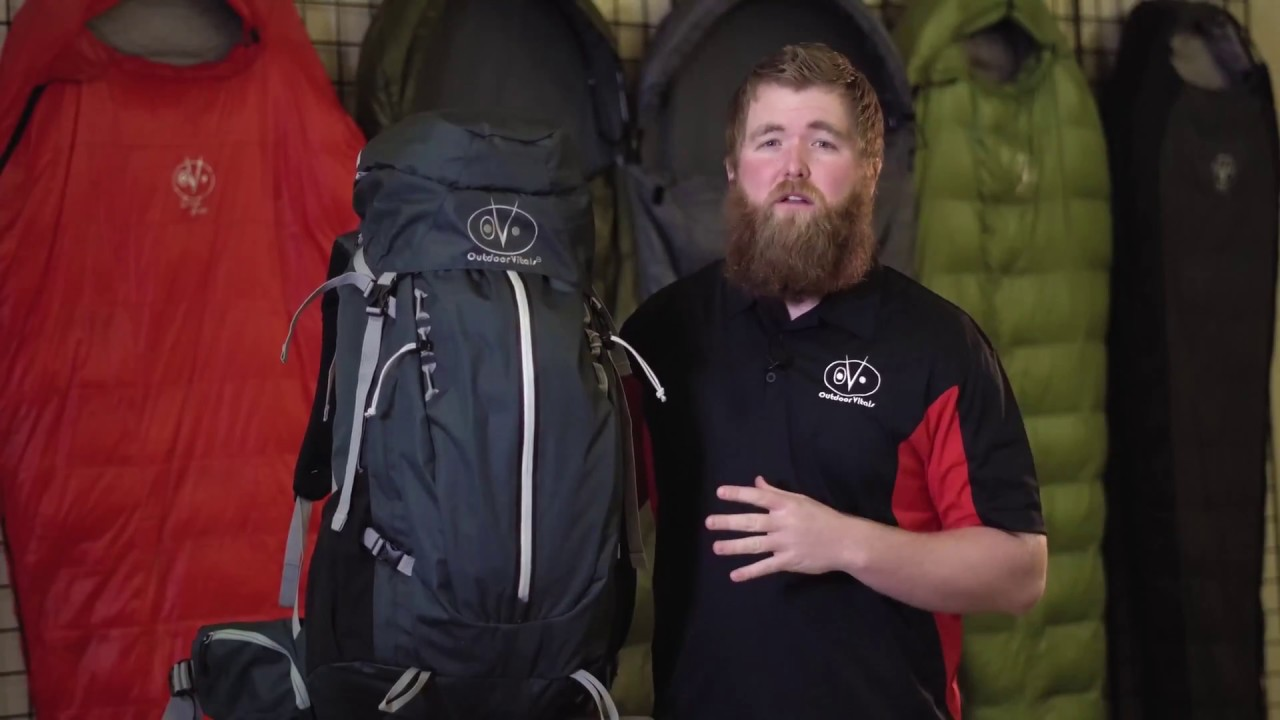 Rhyolite Backpack Review - Outdoor Vitals - YouTube 6c3c708ef4222