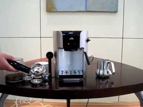 whole bean espresso machine