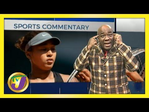 Naomi Osaka | TVJ Sports Commentary
