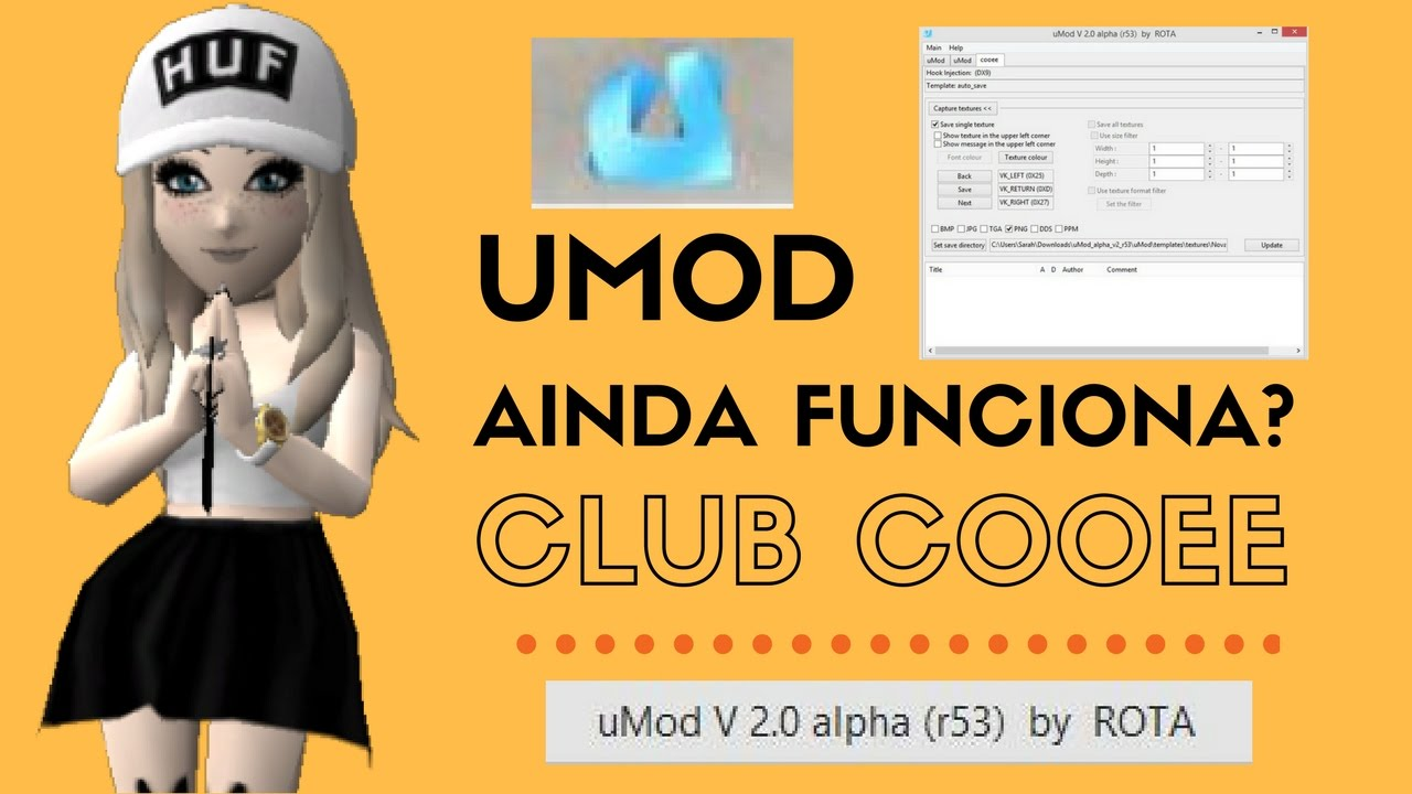 Club cooee pirata com cc download
