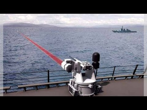 US navy to deploy laser attack weapon in Persian Gulf