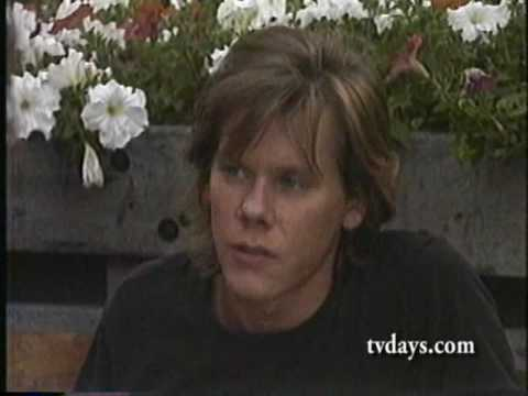 KEVIN BACON NTERVIEWED ABOUT DINER