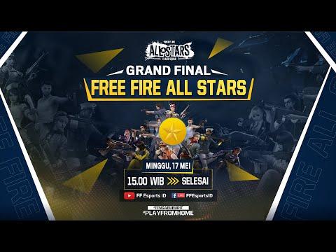 [2020] Free Fire All Stars   Clash Squad   Final Kelapa Muda VS Opor Ayam