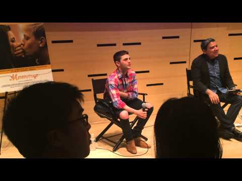 Xavier Dolan at Film Society of Lincoln Center