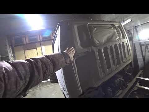 Итог проделанной работы))) ремонт грузовика, MAZDA TITAN.