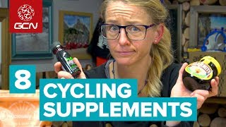 8 Performance Enhancing Supplements, Foods & Nutrients For Cyclists
