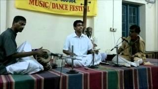 Evari bodhana - Palghat Ramprasad
