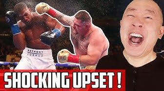 Anthony Joshua vs Andy Ruiz Jr Fight Reaction   Shocking Upset In The Heavyweight Boxing World