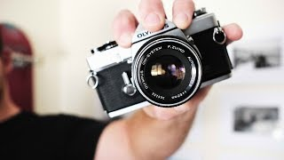 The Best Beginner 35mm Film Camera