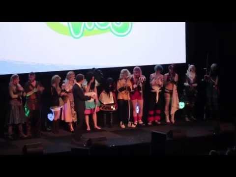 World Cosplay Summit @ ComicCon Stockholm 2014
