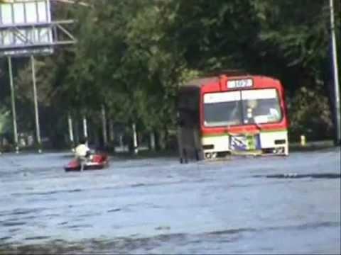 น้ำท่วมกรุงเทพ 2554 Bangkok floods in 2011