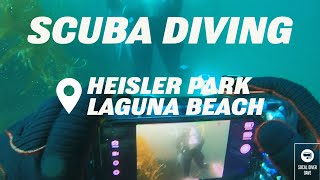 Scuba Diving With Sealife SportDiver Housing at Heisler Park, Laguna Beach