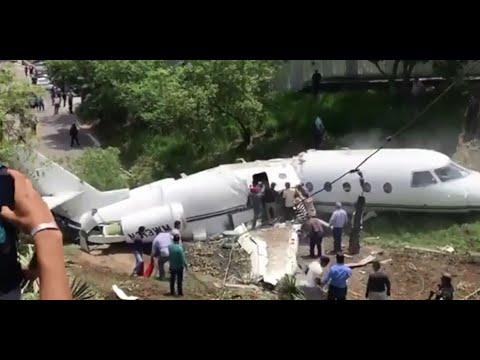 MIRACULOUS SURVIVAL: Americans survive crash of private plane in Honduras