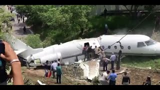 MIRACULOUS SURVIVAL: Americans survive crash of private plane in Honduras