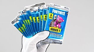 Fortnite Battle Royale TRADING CARDS Unboxing...