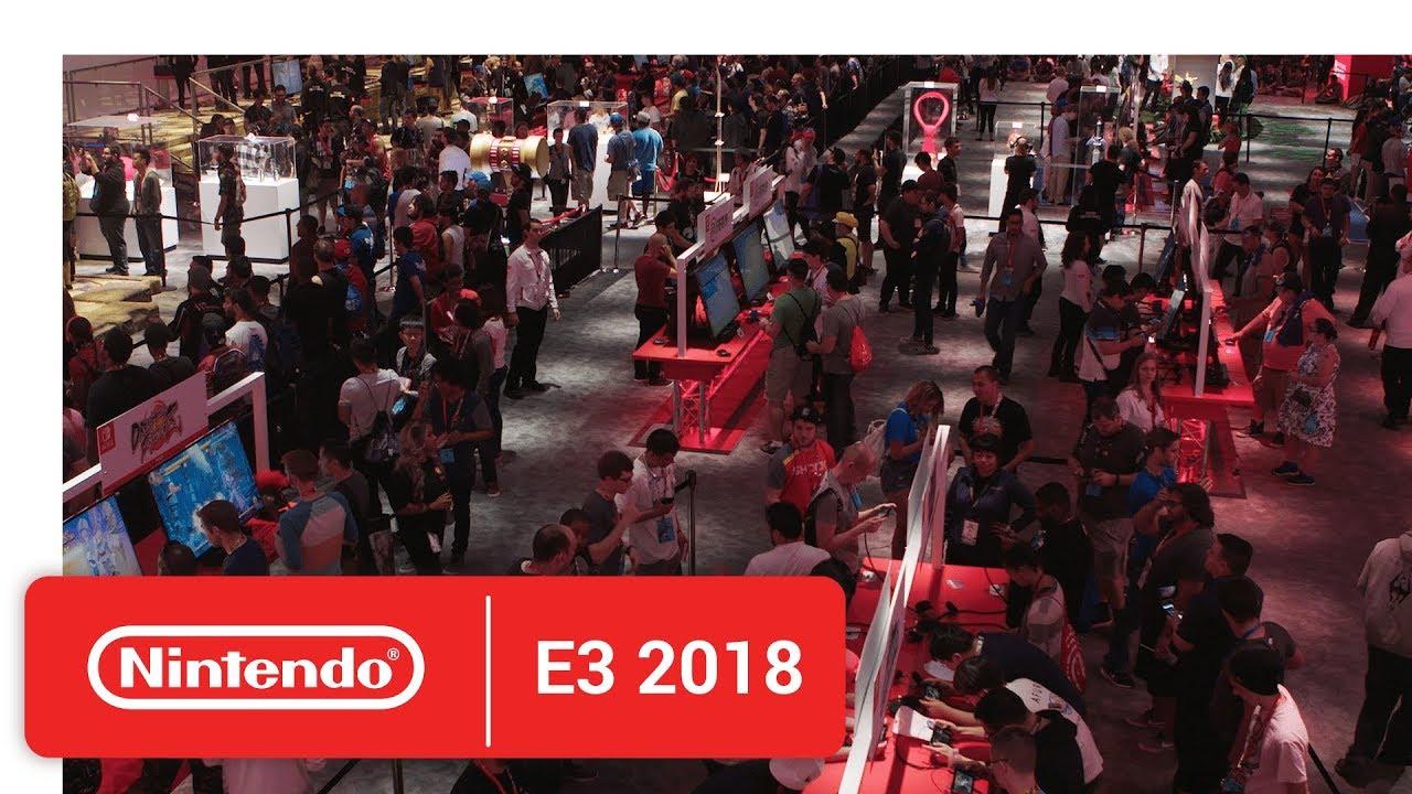 Nintendo at E3 Official Day 3 Recap - E3 2018