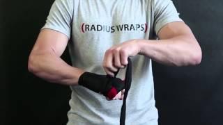 Radius Wraps 4х !Бинтовка для бокса,тайского бокса и ММА!