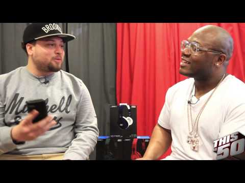 DJ Omega Talks About Working w/ Wale; Jerry Seinfeld