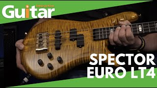 Spector Euro LT4 | Review