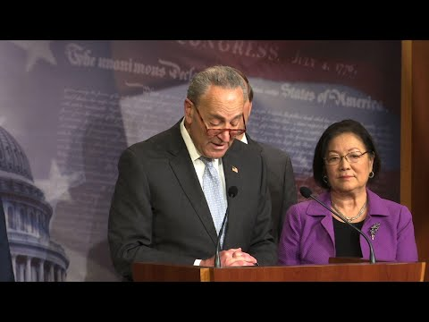 Associated Press: Schumer: Still no deal on trial witnesses