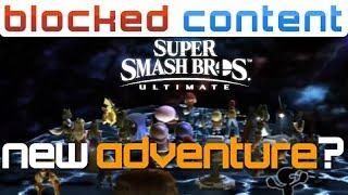 The NEXT ADVENTURE MODE in Super Smash Bros.