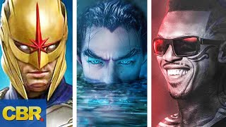 The Official MCU Phase Four Timeline Explained